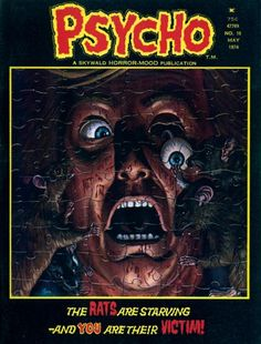 Cover for Psycho (1971 series) #18