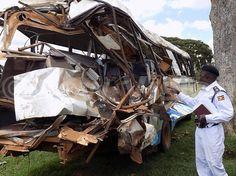 Uganda: Impanuka ya bisi yahitanye abanyeshuri bane biteguraga ibizamini bya leta