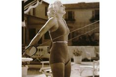 Jean Harlow was curvy and fit! We're finding inspiration from classic Hollywood stars.
