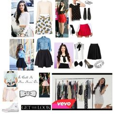 Camila Cabello. ?❤ by raquel-vargas-99 on Polyvore featuring moda, Apiece Apart, ONLY, Acne Studios and Boohoo