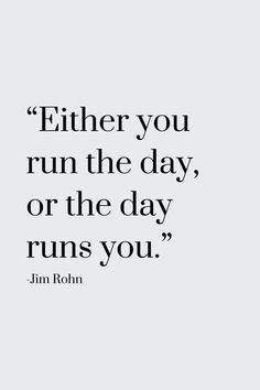 Jim Rohn was an entrepreneur, author, and speaker. He was a major player in personal development and although he passed away in his legacy lives on. He was a mentor to many successful people such as Tony Robbins and Chris Widener. New Week Quotes, Now Quotes, Daily Quotes, Quotes To Live By, Best Quotes, Funny Quotes, Funny Memes, Daily Inspiration Quotes, Citations Marketing