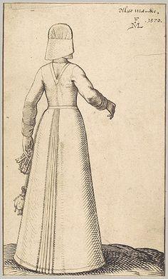 Melchior Lorch: A Woman from Altmark (1995.299)   Heilbrunn Timeline of Art History   The Metropolitan Museum of Art