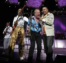 Chicago with EWF