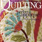 Quilting Applique - Krivun - Álbuns da web do Picasa Applique Fabric, Applique Patterns, Quilt Patterns, Patch Quilt, Quilt Blocks, American Patchwork And Quilting, Quilt In A Day, Sewing Magazines, Free Magazines