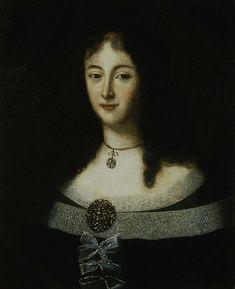 Portrait of Elzbieta Lubomirska née Denhoff (unknown painter)