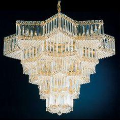 Big chandeliers interesting chandeliers pinterest large schonbek equinoxe 31 light crystal chandelier color silver aloadofball Choice Image