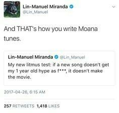 Lin has the secret to song writing Lin Manual, Hamilton Lin Manuel Miranda, Hamilton Musical, Dear Evan Hansen, Alexander Hamilton, Disney And Dreamworks, Musical Theatre, The Funny, I Laughed