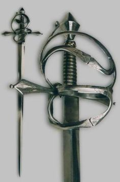 """Things like this broadsword really make me wonder what swords would look like if/possibly when they come back into style. I hope the age of the oversized, guardless, and horribly balanced """"tactical"""" fantasy sword leads to something a bit more practical and advanced."""