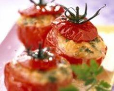 Photo de Tomates farcies au chèvre : http://www.cuisineaz.com/recettes/tomates-farcies-au-chevre-frais-6160.aspx