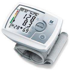 Mua Máy đo huyết áp cổ tay Beurer BC31 (Xám) chính hãng, giá tốt tại Lazada.vn, giao hàng tận nơi, với nhiều chương trình khuyến mãi giảm