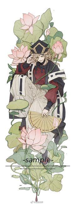 Boys Anime, Manga Anime, Manga Boy, Anime Demon, Demon Slayer, Slayer Anime, Gekkan Shoujo Nozaki Kun, Deadman Wonderland, Flower Boys