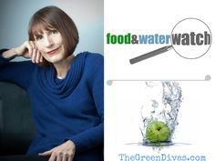 This week's Green Divas Radio Show features Wenonah Hauter. Executive director of Food & Water Watch and author of Foodopoly, Wenonah Hauter is definitely a powerful advocate for safe and accessible food and water. Other segments include Green Divas myEARTH360 Report with W-T-Frack and encouraging news; Green Divas Eco-Sexy, which is all about healthier and...