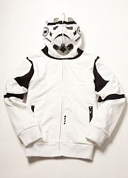 Star Wars Real Trooper Hoodie by Marc Ecko - Marc Ecko Enterprises