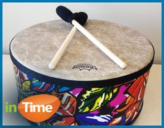 The Making of the inTime Drum http://adbn.co/19RftdK