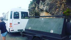 Our Bus - The Captain Koala  #greatoceanroad #melbourne #adelaide #victoria #tour #wildlifetours #backpacking #backpackers #warrnambool #adventure #nomad #traveller #travelling #wanderlust #couplesontour #dream #travelblog #travelblogger #traveler #traveling #travel #travelgram #instatravel by surfingandriffs