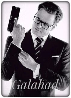 Colin Firth Daily — Coin Firth for Kingsman: The Secret Service Kingsman Harry, Film Kingsman, Kingsman Suits, Colin Firth Kingsman, Taron Egerton Kingsman, Kingsman The Secret Service, Mr Darcy, Kings Man, Chef D Oeuvre