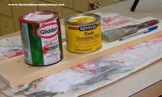How To Make Custom Distressed Wooden Signs