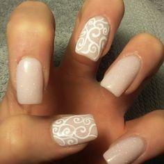 #pink #art #pretty #nails