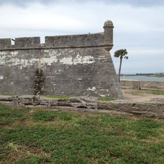 St. Augustine, Florida Fort