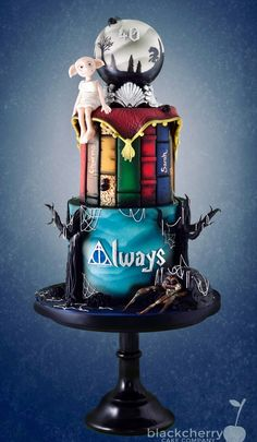 crazy cake Designs - Desserts recipes for parties harry potter 56 ideas for 2019 Harry Potter Torte, Harry Potter Birthday Cake, Harry Potter Bday, Harry Potter Food, Harry Potter Cupcakes, Harry Potter Desserts, Harry Potter Recipes, Harry Potter Theme Cake, Harry Potter Wedding Cakes