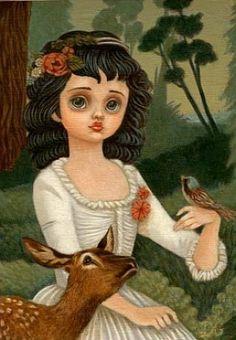 Snow White. By Despina!