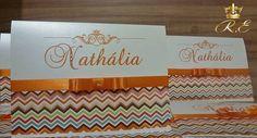 Estampa suuper fashion e exclusiva na cores que a Nathália escolheu para sua festa de 15 anos!  Todos os convites da loja são totalmente personalizáveis.  Cores / Texto e Fitas podem ser alterados para atender o seu evento.  Produção Papel Aspen 250 gr. (Brilhante) Individuais R$ 0,50  *Todos os convites Acompanham; ::Tags com os nomes dos Convidados, ::Fitas/ Laços e Strass, ::Embalados individualmente com saquinhos transparentes.  ⊹ O prazo para produção são de 10 dias úteis contados após…