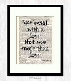 edgar allan poe quotes on love | Edgar Allan Poe