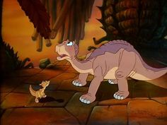 Yup-yup-yup The Land Before Time