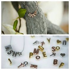 #imotionals @LotZ & Linde Letter Charms, Rose Gold Plates, Charm Jewelry, Plating, Jewels, Sterling Silver, Crystals, Schmuck, Bijoux