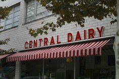 Central Dairy is an absolute must when visiting Downtown Jefferson City. Perfect spot for a sweet afternoon treat!