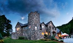 Take a Road Trip To All 8 Of North Carolina's Castles In One Day