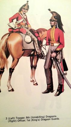 The King's Dragoon Guards at Waterloo The Cavalry that Broke Napoleon