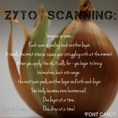 If you haven't heard of a zyto scan now is the time.   https://www.facebook.com/HealingVessels  https://ylwebsite.com/michellebastow/home