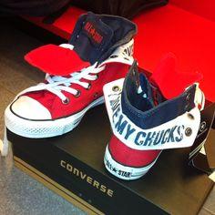 Converse: I Love My Chucks @Baylie Carlson Carlson Carlson Wright