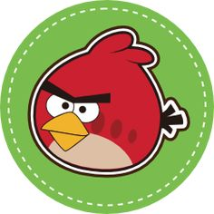 Angry Birds Printable Cupcake Topper Free - Best Gift Ideas Blog