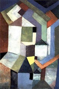 Paul Klee 'Making Visible', EY Exhibition, Tate Modern, London, 16th Oct - 9th Mar