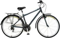 Schwinn Crest Urban Men's Hybrid Bike (700c Wheels).    List Price:$349.99  Buy New:$317.07  You Save:9%  Deal by: CyclingShoppers.com