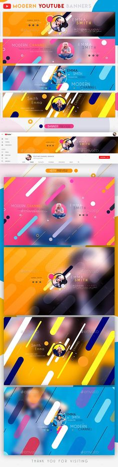 56 New Ideas For Design Banner Inspiration Texts Youtube Design, Youtube Banner Design, Youtube Banner Template, Youtube Banners, Social Media Banner, Social Media Design, Web Design, Design Art, Flyer Design