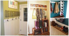 Need to get your entry space in order? Try these mudroom organization ideas to create a space that you'll love coming home to at the end of the day.