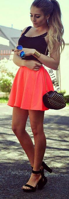 Neo Skirt Summer Style