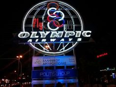 No comments Olympic airways Airports, Airplanes, Olympics, Broadway Shows, Neon Signs, Planes, Plane, Airplane, Aircraft