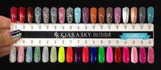 Luxus Sky Blue Gel Nagellack - New Ideas Dip Nail Colors, Sns Nails Colors, Gel Polish Colors, Gel Color, Blue Gel Nails, Sky Nails, Best Gel Nail Polish, Nail Polish Trends, Polish Nails