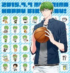 Midorima is awesome.