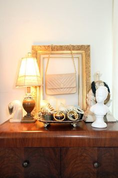 """Beth & Brian's Fashionably Eclectic """"Chic Grandma"""" Home"""