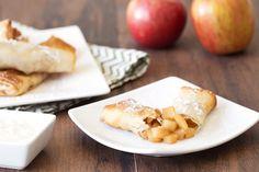 Apple Pie Egg Rolls Recipe | Hungry Girl