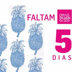post/mídia para 5 dias do DMAIS DESIGN 2015 #dmaisdesignbh #design #designkatianey
