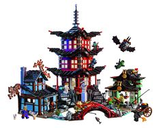 LEGO Ninjago Temple of Airjitzu (70751)