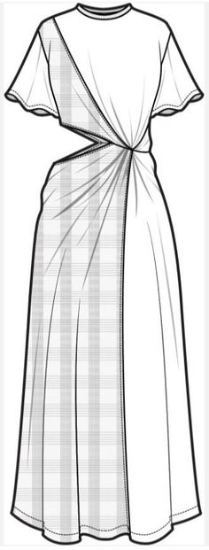 DRESS fashion flat sketch template Source by HYDN_STUDIO fashion sketch Source by tiffanyeginesshop fashion design sketch Fashion Design Inspiration, Fashion Photography Inspiration, Mode Inspiration, Flat Sketches, Flat Drawings, Technical Drawings, Dress Design Sketches, Fashion Design Drawings, Fashion Drawing Dresses