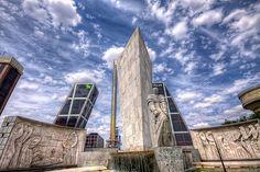 Plaza de Castilla, Madrid HDR | Flickr: Intercambio de fotos