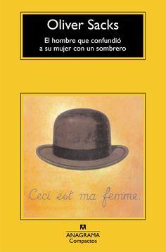 http://www.anagrama-ed.es/titulo/CM_482 En este libro, Sacks narra veinte historiales médicos de pacientes perdidos en el mundo extraño y aparentemente irremediable de las enfermedades neurológicas.